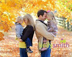 Great family fall photo.