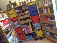 Mijn werkkast bij kinderopvang Syl Bodegraven