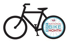 League of American Bicyclists Bike Month Logo