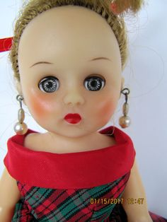 Adorable Vintage Mystery Doll-Unmarked w. Miss Coty Circle P Type Body  in Dolls & Bears, Dolls, By Brand, Company, Character, Other Brand & Character Dolls   eBay