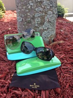 We carry the Kate Spade Collection, and have a huge selection to choose from in both sun wear and ophthalmic!  www.mymariettavision.com