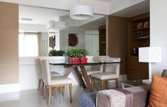 Itaim Elegance - Perfection in the form of a 2 bedroom apartment, available for rent, in Vila Olimpia, Sao Paulo! (www.myhomesp.com) Furnished Apartment, 2 Bedroom Apartment, Rental Apartments, Make It Simple, Table, Furniture, Home Decor, Decoration Home, Room Decor