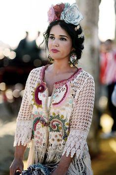 Feria de Sevilla 2016 · By Mamá de Mayor Quiero Ser Flamenca · Elena Rivera