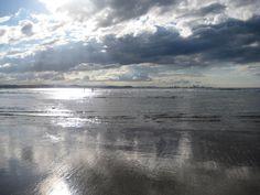 Coolangatta Beach, Surfers Paradise, Ocean, Sky, Landscape Sky Landscape, Surfers, Gold Coast, Paradise, Landscapes, Waves, Ocean, Australia, Beach