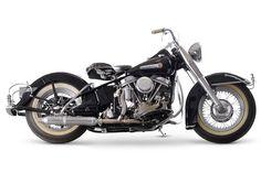 1950 Harley-Davidson 1,200cc FL 'Panhead' Engine no. 50FL11325