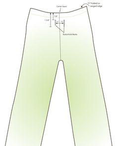This would be great for knowing the measurements for a casing for pajama pants.  Ta Da.