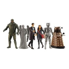 Doctor Who Series Figures Choose Your Own