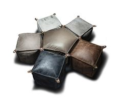Poufs | Seating | Four Six 456 | Vibieffe | Niko Göttsche. Check it out on Architonic