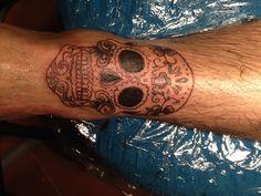 #mexican#sugarskull#sugar#skull#tattoo