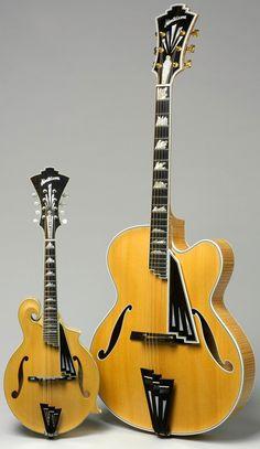 ƒrettedchordophones: Archtop Guitar and Mandolin Radio City models 1995 2004 ==2 years ago --- https://www.pinterest.com/lardyfatboy/