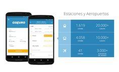 GoEuro lanza su app de viajes para iOS y Android