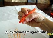 Stages and Ages of Pencil Grip