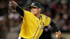 June 6, 2012    A's slugger-turned-pitcher Sean Doolittle dazzles in major league debut - MLB - Sporting News