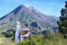 Foto Pre Wedding di Gunung Merapi Yogyakarta