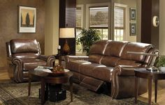 Amatore Power Reclining Sofa Set