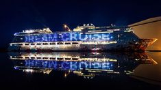 Genting Dream to Home-Port in Singapore