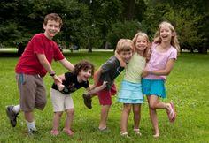 Family Photography by Brad Baskin