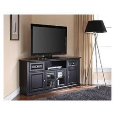 "Crosley Furniture Cf1000260 60"" Corner Tv Stand"