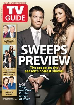 NCIS. I need to see To y and Ziva together