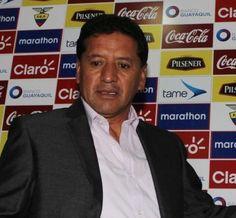 Así lo aseguro Sixto Vizuete tras conocer el sorteo de la Copa América Chile 2015.