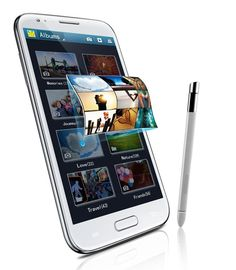 AT T NOTE 2 STAR N9189 MTK6589 Android 4.2 smartPhone Quad core 1G RAM wifi
