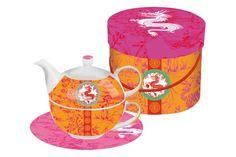 www.gifthaus.co.za Chinese Dragon Tea 4 One Dragon Tea, Chinese Dragon, Tea Time, Porcelain, Tableware, Porcelain Ceramics, Dinnerware, Tablewares, Dishes