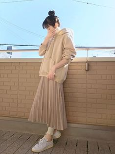 Muslim Fashion, 80s Fashion, Modest Fashion, Look Fashion, Fashion Dresses, Fashion Design, Long Skirt Fashion, Teen Girl Fashion, Fashion Pants
