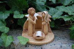 Výsledek obrázku pro keramický betlém