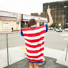 Livin' the American Dream <3 #NastyGalVintage