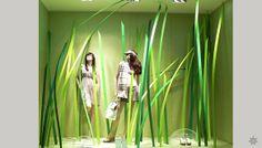 Escaparates de primavera: más ideas para tiendas de moda