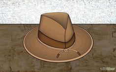 Paso a paso como hacer un sombrero de vaquero de goma eva - Imagui ... 2b03b17be1c