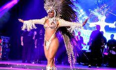 TOP 5 BRAZILIAN DANCE LIVE PRESENTATION: 5 RIO DANCERS