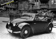 Volkswagen Beetle Prototype