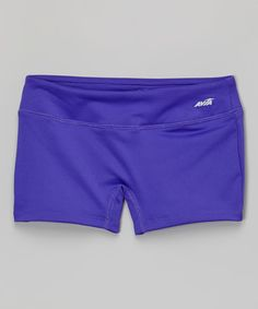 This Purple Boy Shorts by AVIA Platinum is perfect! #zulilyfinds