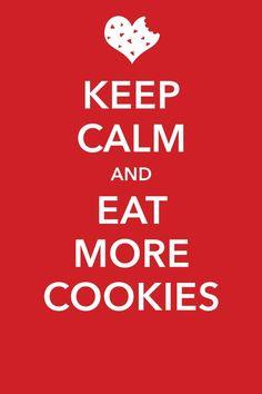 For my best friend Heidi that loves cookies!
