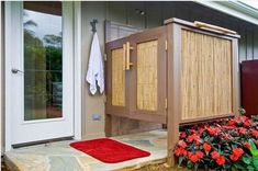 Important Things to Consider When Designing Outdoor Shower ...
