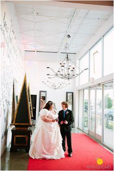 Derek + Krista's Wedding at Seven for Parties in Dallas, TX