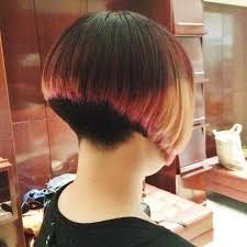 Image result for shaved nape drawings #WedgeHairstylesInverted