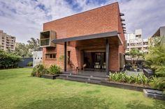 Brick House,© Hemant Patil