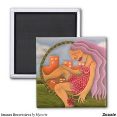 Imanes Decorativos 2 Inch Square Magnet, home decor, decoración. Producto disponible en tienda Zazzle. Decoración para el hogar. Product available in Zazzle store. Home decoration. Regalos, Gifts. Link to product: http://www.zazzle.com/imanes_decorativos_2_inch_square_magnet-147166002378207328?CMPN=shareicon&lang=en&social=true&rf=238167879144476949 #imanes #magnets