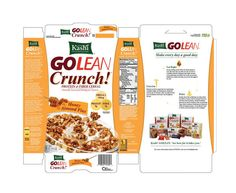 Cereal Box Template | Creative Problem Solving (Cereal Box) on Behance