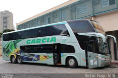 Victor Hugo, Viação Garcia, Luxury Bus, Double Decker Bus, Van Life, Dream Homes, Sightseeing Bus, Sport Cars, Brazil