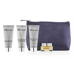 ELEMIS Pro-Collagen: Marine Cream + balsamo detergente + maschera (3 pz) #QVCPressDay