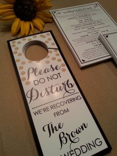 Wedding Welcome Bag Welcome Gift Out of Town by thehousediary