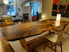 Conference Room, Dining Table, Furniture, Home Decor, Old Wood, Tables, Decoration Home, Room Decor, Dinner Table
