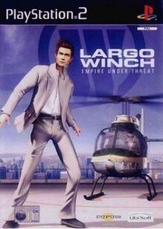 Largo Winch-Empire Under Threat Playstation 2, God Of War, Dark Souls, Gta 5, Call Of Duty, Resident Evil, Largo Winch, Guitar Hero, Consoles