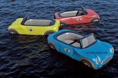 inflatable mini's
