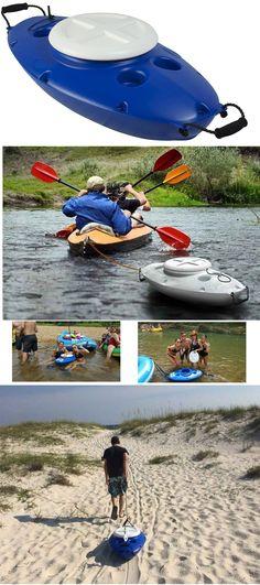Floating Drink Cooler Kayak | Craze Trend