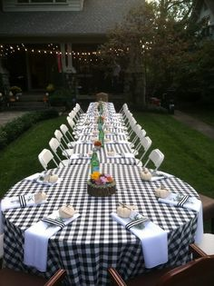 45 Ideas Backyard Wedding Reception Ideas Dinners For 2019 Summer Backyard Parties, Backyard Bbq, Outdoor Parties, Wedding Backyard, Indoor Wedding, Backyard Bridal Showers, Party Summer, Summer Picnic, Wedding Reception Ideas