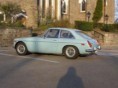 William's 1970 MG MGB GT - AutoShrine Registry